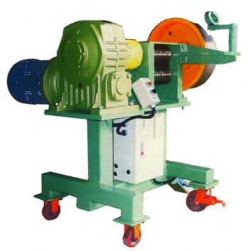 Pointing and Threading Machine